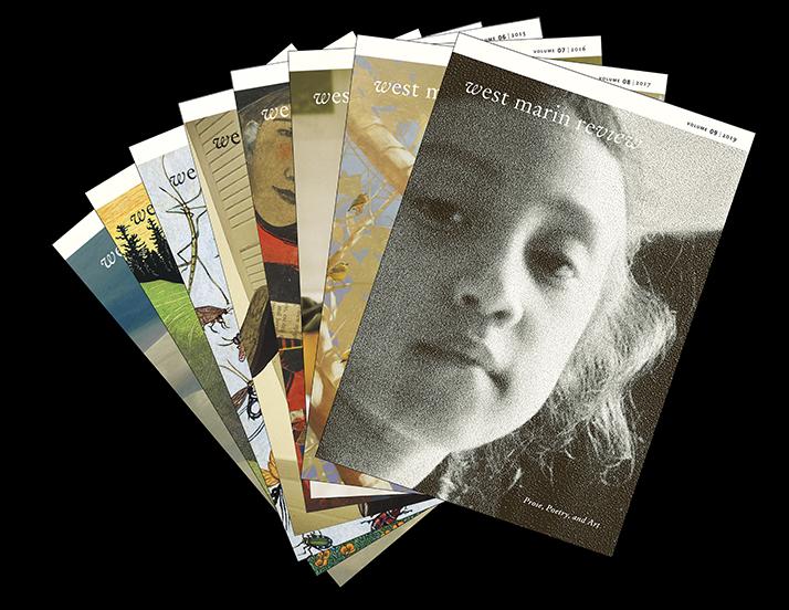 Volume Covers 2-9